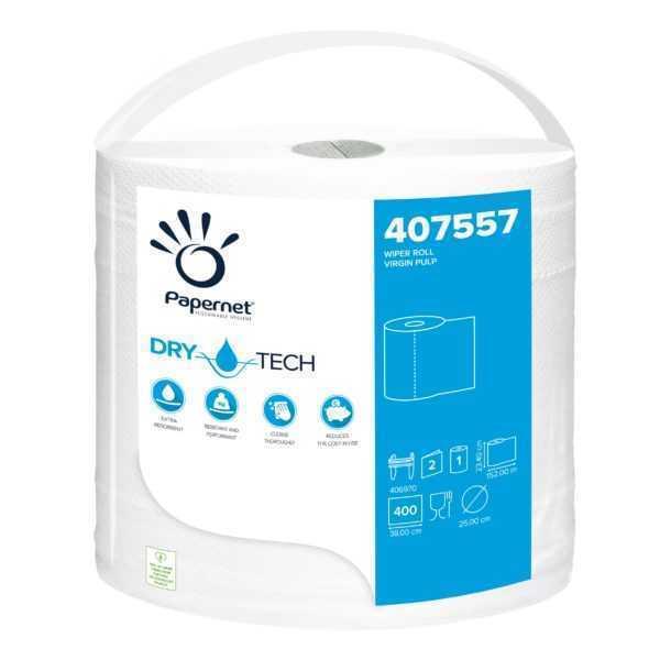 Papernet czyściwo celulozowe Superior Wiper Roll Extra TAD 407557