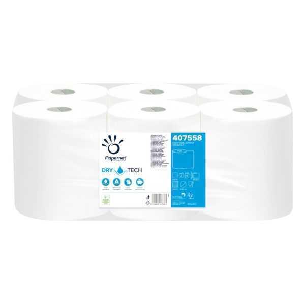 Papernet dwuwarstwowy ręcznik w roli autocut, Superior Hand Towel Roll Autocut Extra Soft TAD 407558