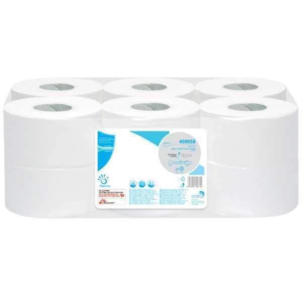 PAPERNET papier toaletowy Mini Jumbo 409058