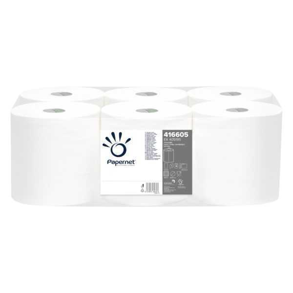 Papernet ręcznik w rolce Centrefeed, Standard Hand Towel Centerfeed Roll (Uniaction Nature 300) 416605