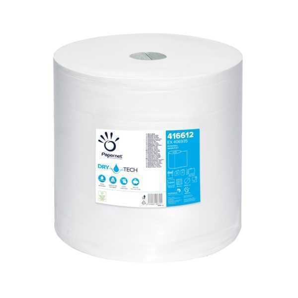 Papernet dwuwarstwowe czyściwo, rola przemysłowa, Superior Wiper Roll Extra TAD 416612