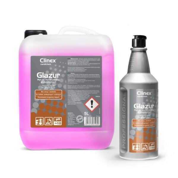 Clinex Glazur płyn do mycia i pielęgnacji podłóg glazurowanych