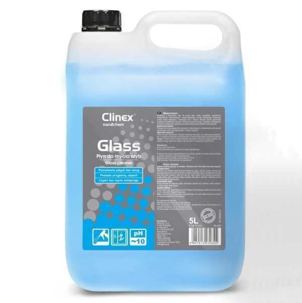 CLINEX GLASS płyn do mycia szyb 5 litrów
