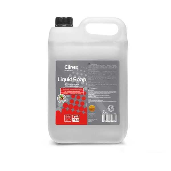 CLINEX LIQUID SOAP mydło w płynie 5 litrów