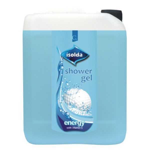 Żel pod prysznic Isolda Energy