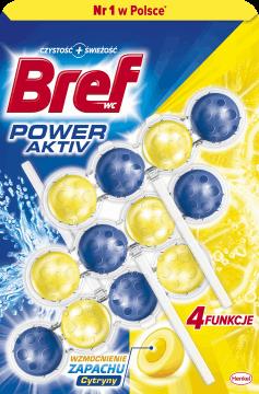 Bref power active cytryna a3