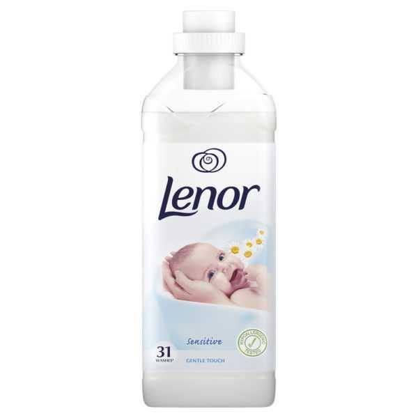 Lenor Lenor Gentle Touch Plyn do plukania tkanin 930 ml 31 pran