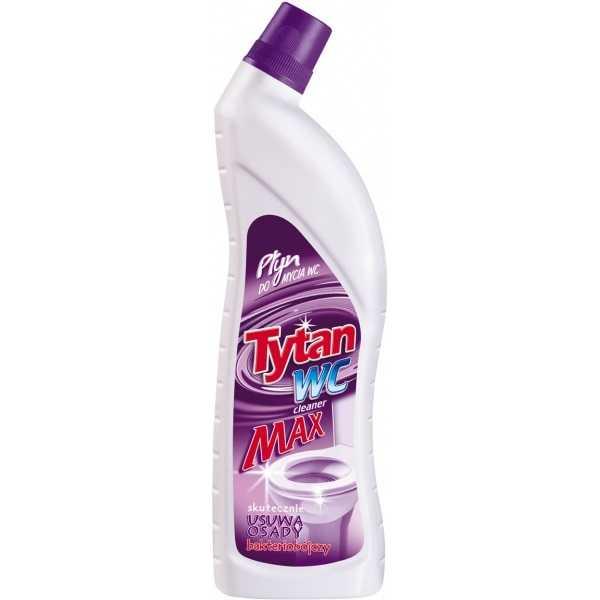 Płyn do mycia WC Tytan fioletowy 12kg