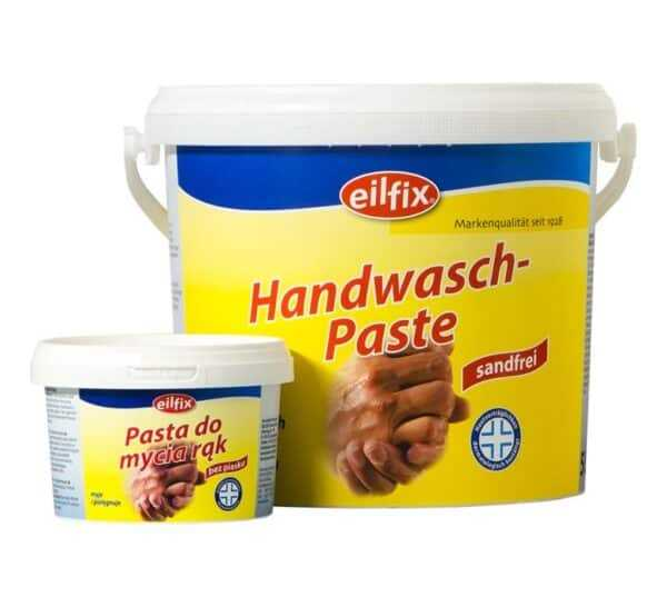 EILFIX 5L pasta do mycia rąk niezawierająca piasku