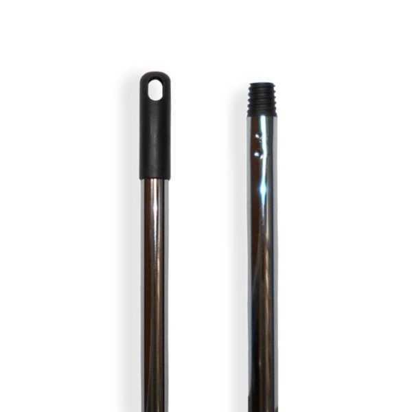 Konex kij chromowany do mopa lub miotły 130cm
