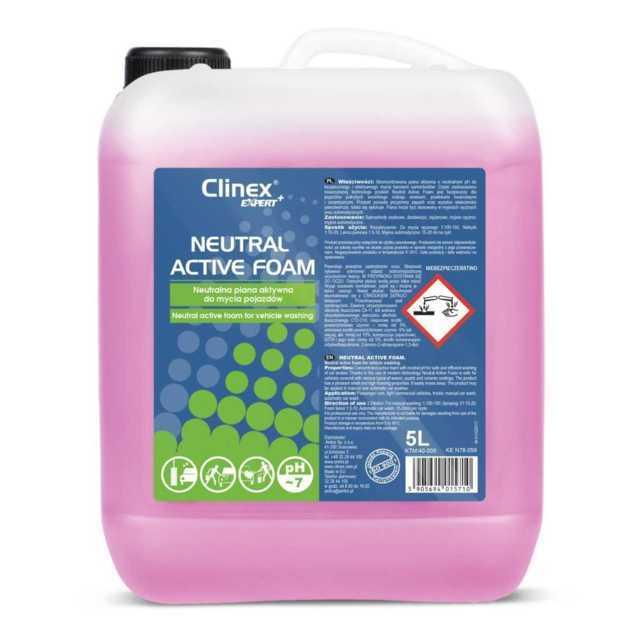 40 005 neutral  active foam 5L