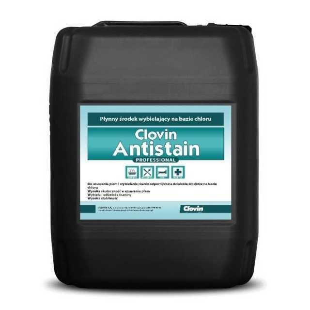 clovin antistain plynny srodek wybielajacy na bazie chloru