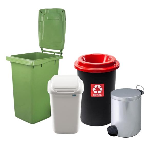 Kosze na odpady