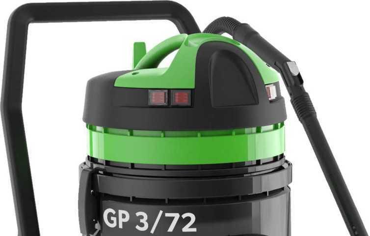 IPC GP3 72WED raczka