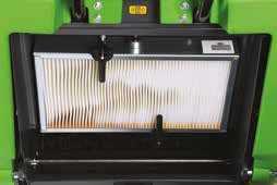 IPC Sweeper filtr