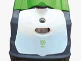 oddzielny system dozowania detergentu