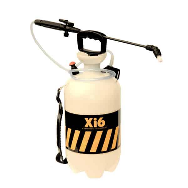 Profesjonalny opryskiwacz ręczny CLINEX EXPERT+Xi6 Industrial 6 litrów, twardy i chemoodporny