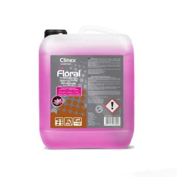 CLINEX FLORAL BLUSH uniwersalny płyn do mycia podłóg 10 litrów