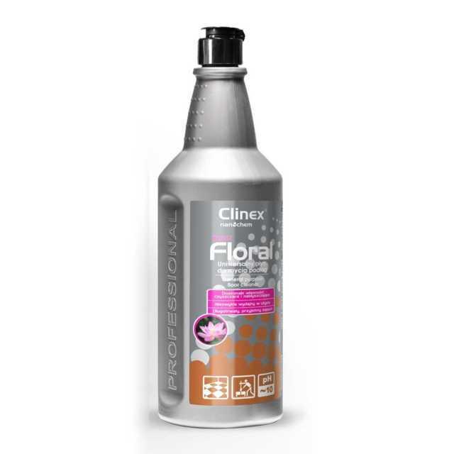 CLINEX FLORAL BLUSH uniwersalny płyn do mycia podłóg 1 litr