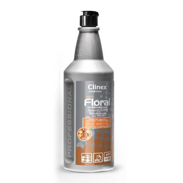 CLINEX FLORAL FRUIT uniwersalny płyn do mycia podłóg 1 litr