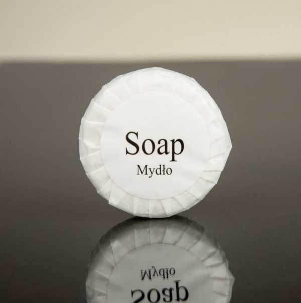 Mydło hotelowe mini Lina White 15 gram
