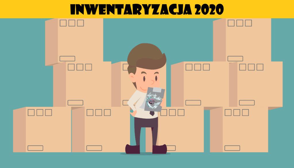 Inwentaryzacja magazynu 2020