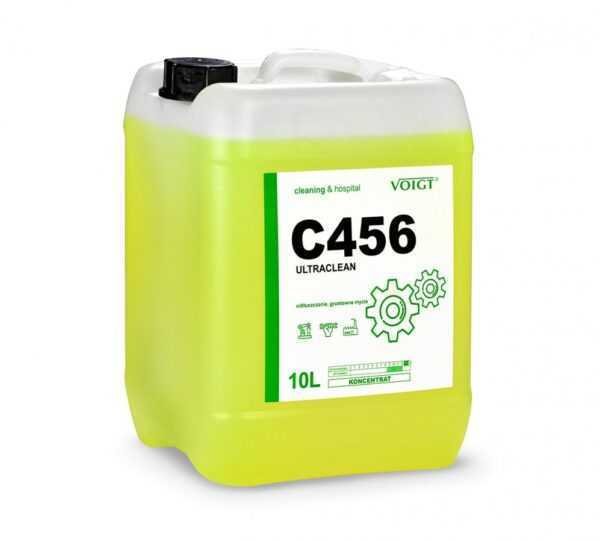 VOIGT C456 Ultraclean, płyn do odtłuszczania powierzchni i gruntownego czyszczenia 10L