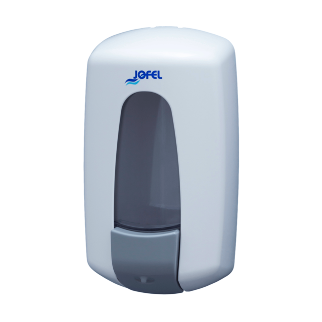 JOFEL dozownik do mydła w płynie z przyciskiem AITANA AC70000