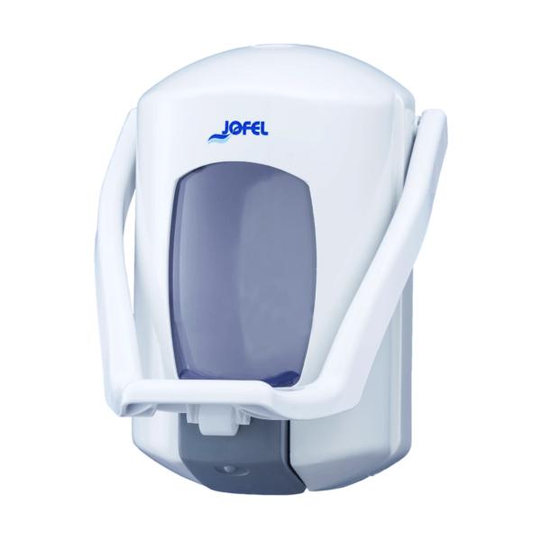 JOFEL dozownik do mydła z przyciskiem łokciowym AITANA AC75000