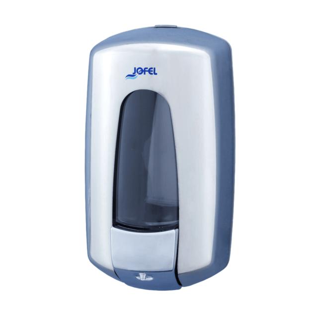 JOFEL dozownik do mydła w płynie z przyciskiem FUTURA AC795000