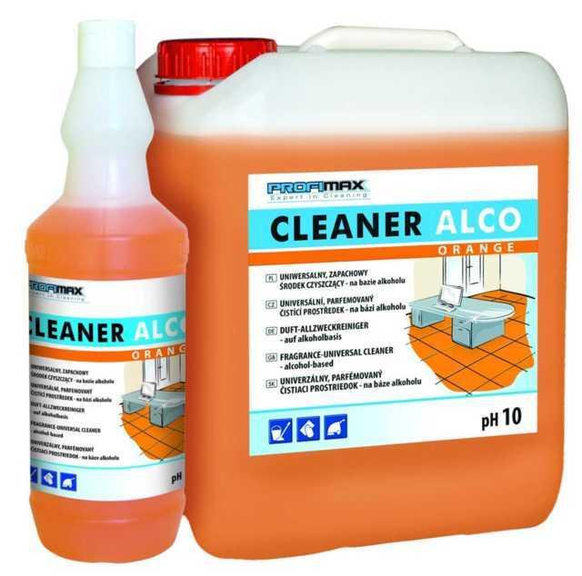cleaner alco orange