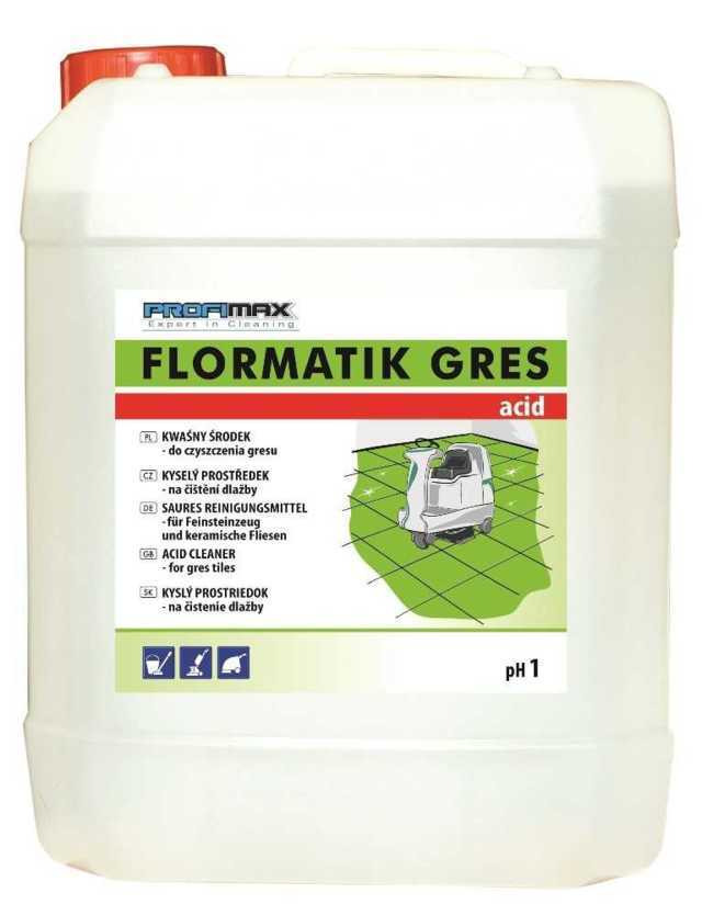 flormatik gres acid