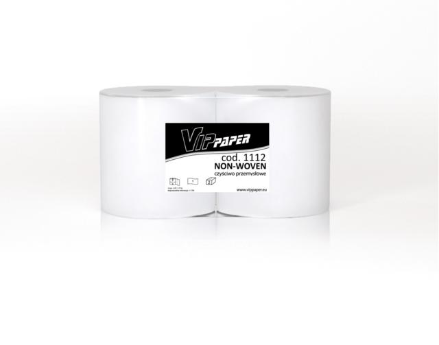 VIPpaper czyściwo przemysłowe włókninowo – celulozowe NON-WOVEN V-1112