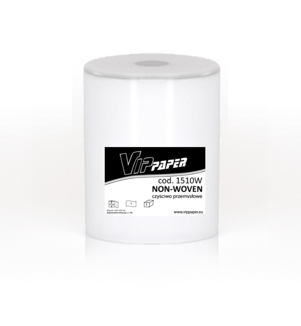 VIPpaper czyściwo włókninowe NON-WOVEN białe V-1510W